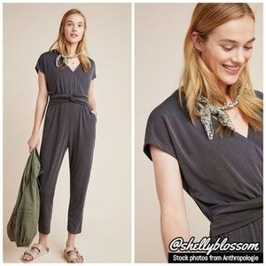 NWT Anthropologie Jenson Jumpsuit by Greylin